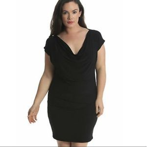 NWT Calvin Klein Cowl Neck Dress Size 1X